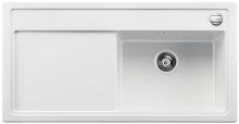 Blanco ZENAR XL 6 S Silgranit bílá dřez vpravo s excentrem 516018