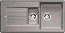 Blanco ZIA 6 S Silgranit aluminium oboustranné provedení 514741