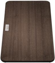 Kompozitní krájecí deska v barvě ořechového  dřeva pro JARON 425x240 231703