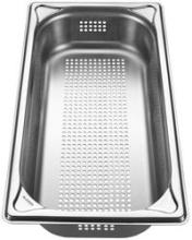 Varná nádoba GN-P 1/3-65 děrovaná nerez 1565814