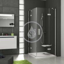Rohový sprchový kout SMSRV4-80, 785-800 mm, čiré sklo/chrom