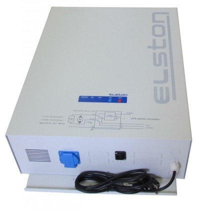 Záložní zdroj ELSTON 500 DUO Exclusive