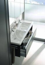 Sprchový kout čtvrtkruhový BLCP4-90, 880-900 mm, lesklý hliník/čiré sklo