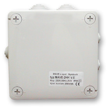 MAVE 2-HH2 snímání hladiny 230V
