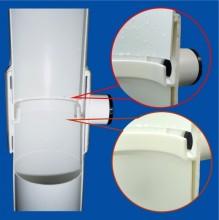 VZDUCH odvaděč/zachycovač/výpust kondenzátu 100/110