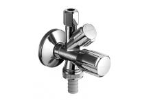 """SCHELL Comfort 035510699 ventil KOMBI 1/2""""-3/8""""-3/4"""""""