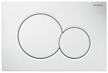 GEBERIT SIGMA01 (bílá) - ovládací tlačítko GEBERIT 115.770.11.5