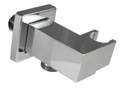 hranatý stěnový vývod s držákem sprchy