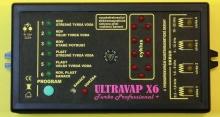 DOKTOR VAP X6 ULTRAVAP profesional+ - ODSTAŇOVAČ VODNÍHO KAMENE s dvojnásobnými cívkami