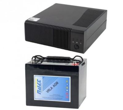 Záložní zdroj REGULUS PG 500 - 18Ah vč. baterie