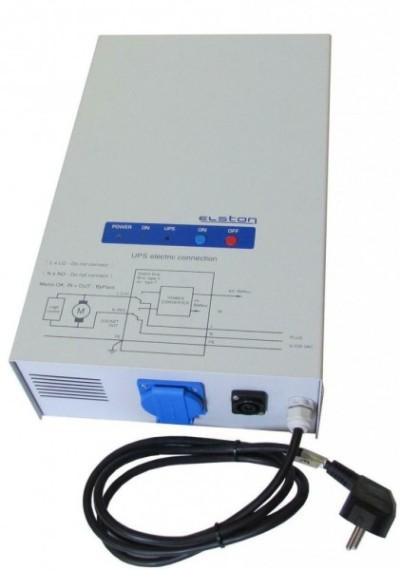 Záložní zdroj ELSTON 120 S2 DUO včetně baterie, s možností připojení externí baterie