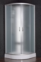 Sprchový box ARTTEC SUNNY 80 (série SHARK) - kompletní box včetně vaničky