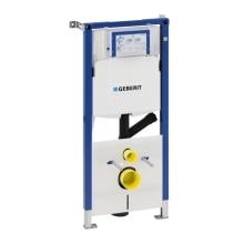 Geberit Duofix Montážní prvek pro závěsné WC, 112 cm, splachovací nádržka pod omítku Sigma 12 cm, pro odsávání zápachu 111.367.00.5