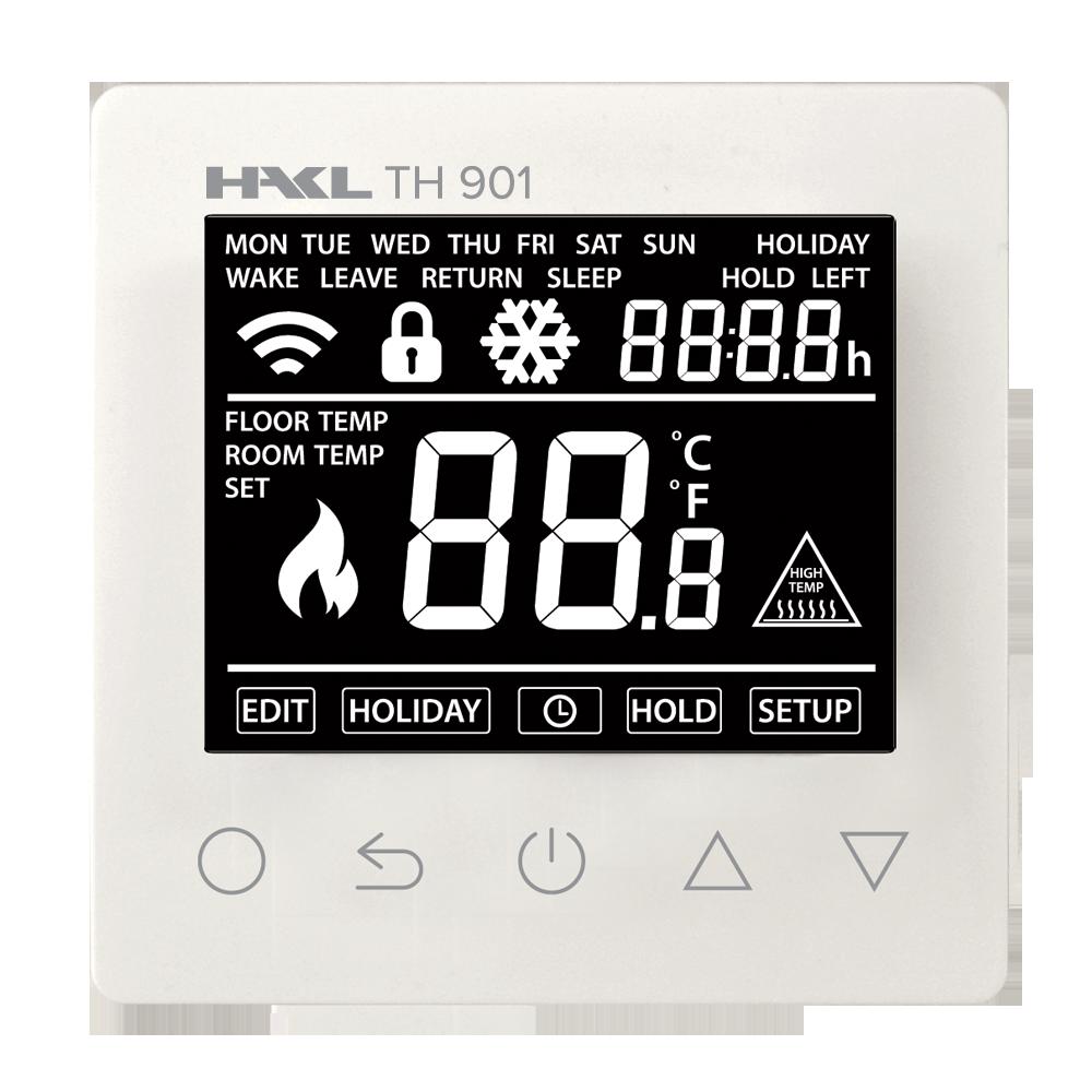 jak připojíte digitální termostat