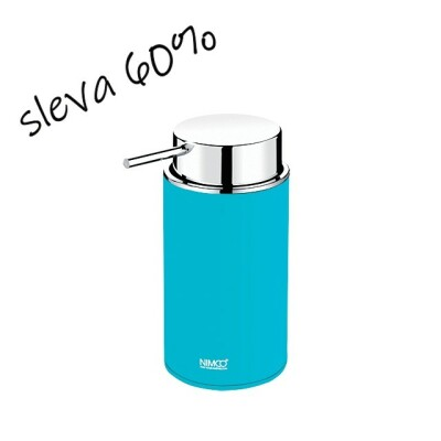 Nimco - Pure - Dávkovač tekutého mýdla, pumpička plast - PU 7031-60
