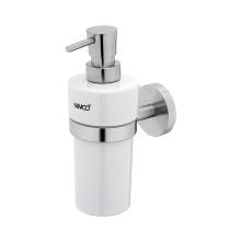 Nimco - Unix nerez - Dávkovač tekutého mýdla, pumpička broušená nerez - UNM 13031KN-T-10