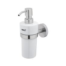 Nimco - Unix nerez - Dávkovač tekutého mýdla, pumpička broušená nerez - UNM 13031KNL-10