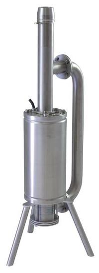 Celonerezové kalové čerpadlo NORIA LUCA 230V s kabelem 15m 8953