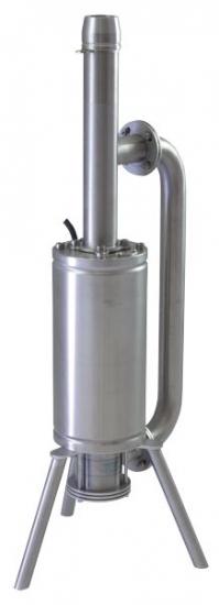 Celonerezové kalové čerpadlo NORIA LUCA 400V s kabelem 15m 6314