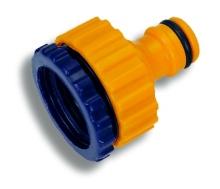 "Novaservis Adaptér 3/4"" x 1"" plast DY8023"