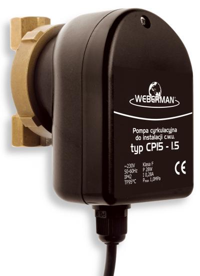 Novaservis Cirkulační čerpadlo pro teplou vodu  W0101
