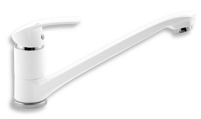 Novaservis Dřezová baterie Metalia 57 bílá 57091,1