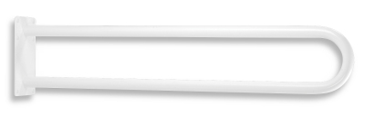 Novaservis Madlo dvojité pevné 844 mm bílá R6683,11