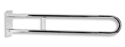 Novaservis Madlo dvojité pevné 844mm leštěná nerez R6681,44