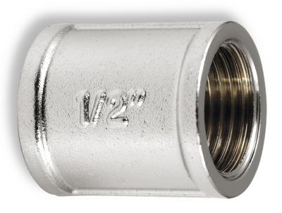 """Novaservis Nátrubek chromovaný 1/2"""" FT225/15"""