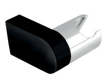 Novaservis Otočný držák sprchy, černý D/MULTI1,5