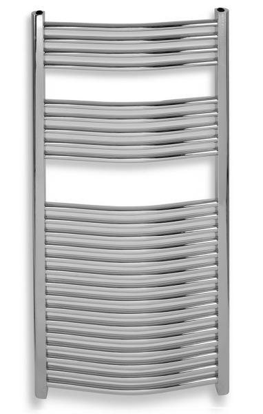 Novaservis Otopné těleso 450 mm oblé - chrom 450/1200,0