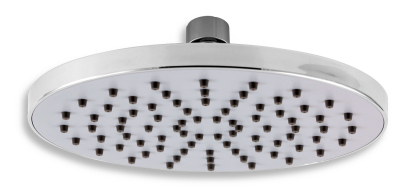 Novaservis Pevná sprcha průměr 200 mm chrom RUP/200,0