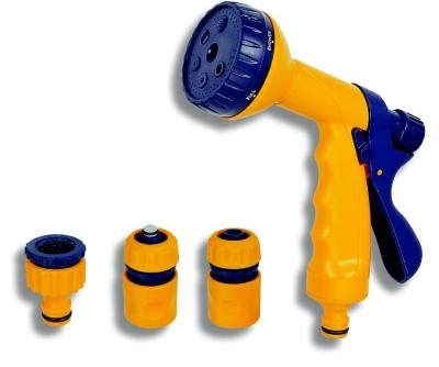 Novaservis Pistole se 6-funkcemi a sadou plast DY2323