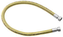"""Novaservis Plynová připojovací hadice 1/2"""" MM-1,5m WG1500"""