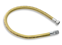 """Novaservis Plynová připojovací hadice 1/2"""" ŠM-0,75m WGN0750"""