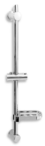 Novaservis Posuvný držák sprchy s nastavitelnou roztečí  RAIL601,0