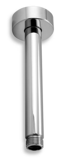 Novaservis Rameno pevné sprchy ze stropu 150 mm chrom RAM150,0