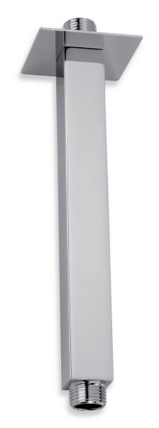 Novaservis Rameno pevné sprchy ze stropu 200 mm chrom RAM205,0