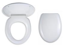 Novaservis Sedátko duroplast WC/UNIVERSAL
