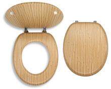 Novaservis Sedátko dýhované dřevo WC/BAMBUS