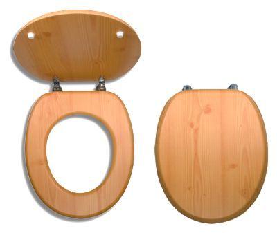 Novaservis Sedátko dýhované dřevo WC/BOROVICE