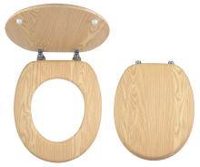Novaservis Sedátko dýhované dřevo WC/JASAN