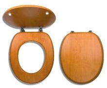 Novaservis Sedátko dýhované dřevo WC/ORECH