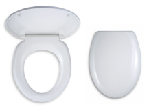 Novaservis Sedátko plast WC/UNIVERSAL