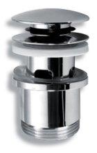 Novaservis Umyvadlová výpust Tower Tech chrom TTVIN01,0