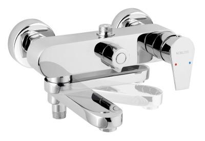 Novaservis Vanová sprchová baterie 150 mm Nobless VISION X chrom 42023/1,0