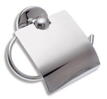 Novaservis Závěs toaletního papíru s krytem Metalia 1 chrom 6138,0