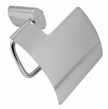 Novaservis Závěs toaletního papíru s krytem Metalia 10 chrom 0038,0