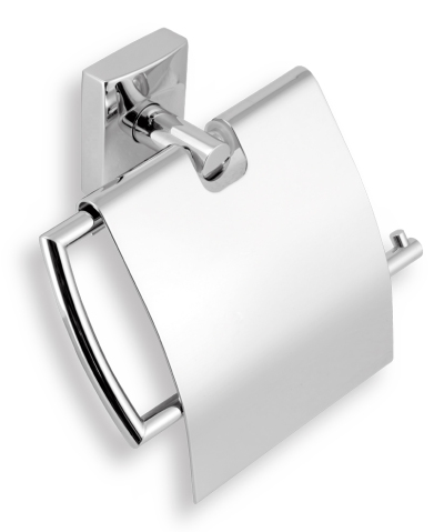 Novaservis Závěs toaletního papíru s krytem Metalia 12 chrom 0238,0