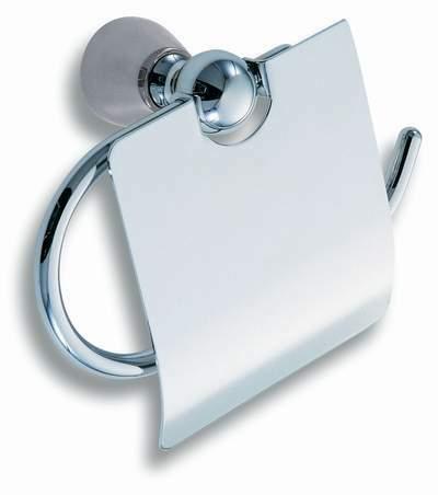 Novaservis Závěs toaletního papíru s krytem Metalia 3 chrom 6338,0